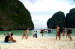 Viaje organizado por la que escribe durante tres semanas por Tailandia, visitando las zonas de Bangkok, Chiang Mai y la isla de Koh Lanta.