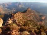 Bajando por South Kaibab Trail