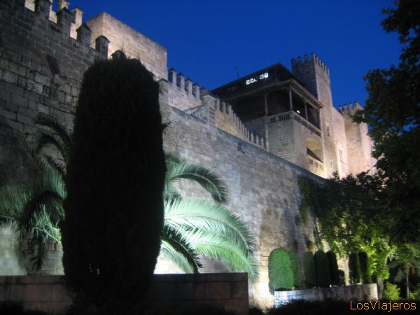 Almudaina's Palace (Palma) - Spain Palacio de la Almudaina (Palma) - Espa�a