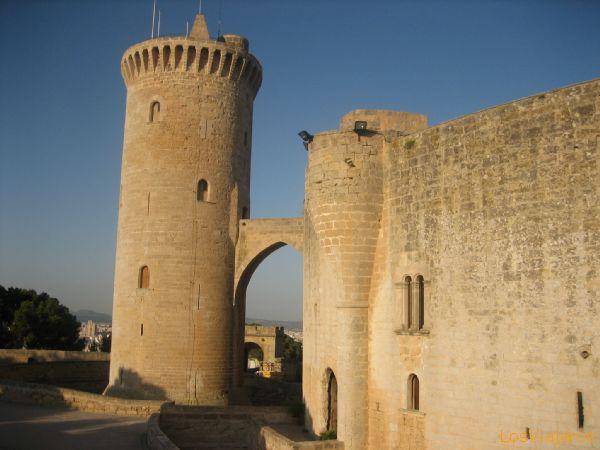 Bellver's Castle (Palma) - Spain Castillo de Bellver (Palma) - Espa�a