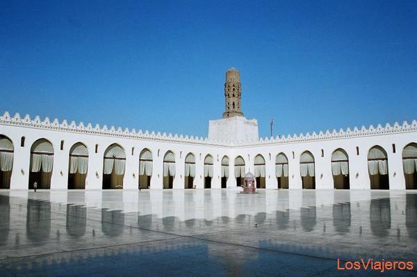 Mosque El Hakim-Cairo-Egypt Mezquita Al Hakim-El Cairo-Egipto