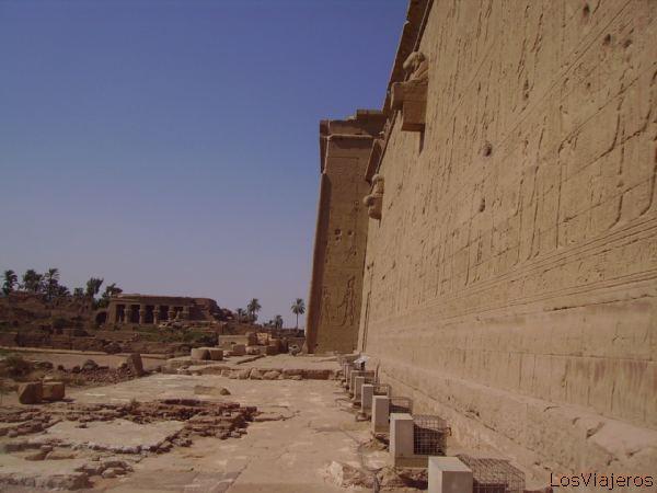Denderah -diosa Hat-hor, periodo Ptolemaico -Egipto