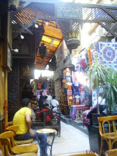 Caffe Fishawy -Egypt Café Fishawy -Egipto