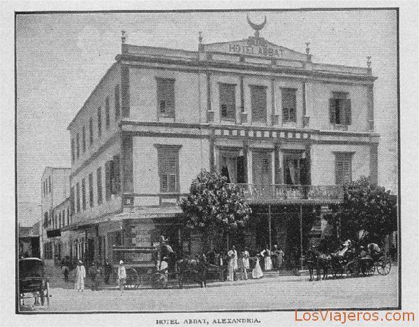 Hotel Abbat - Egipto