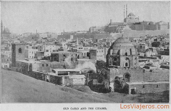 El Cairo viejo y la Ciudadela - Egipto