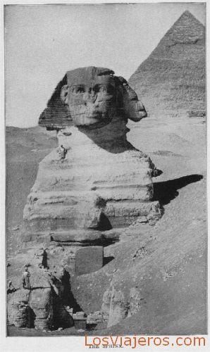 La Esfinge - Egipto