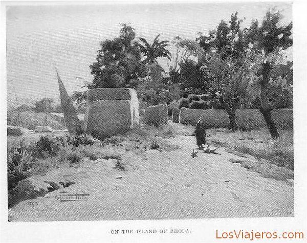 Isla de Rhoda - Egipto
