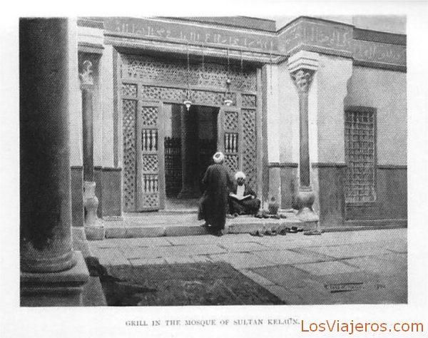 Mosque of Sultan Kelaun - Egypt Mezquita del Sultán Kelaun - Egipto
