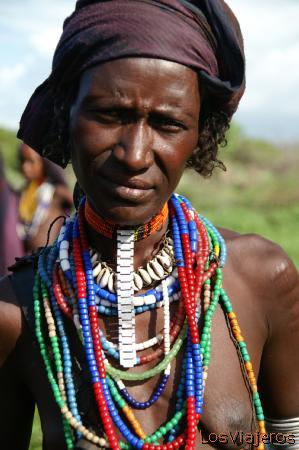 Arbore - Valle del Omo - Etiopia Arbore - Omo Valley - Ethiopia