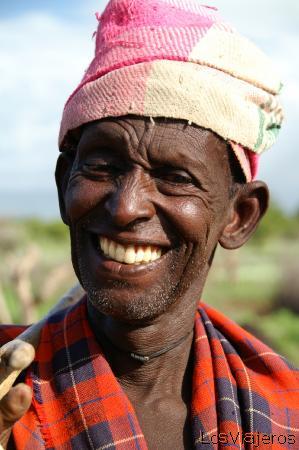 Arbore Village - Omo Valley - Ethiopia Poblado Arbore- Valle del Omo - Etiopia