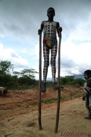 Ari Tribe - Omo Valley - Ethiopia Tribu Ari - Valle del Omo - Etiopia