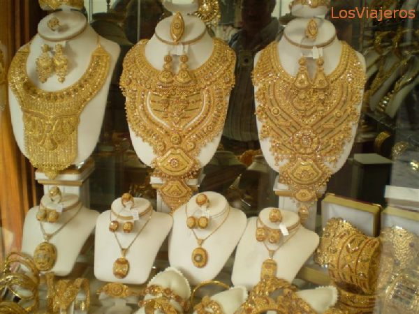 Tripoli, jewel shop - Libya Trípoli , joyería - Libia