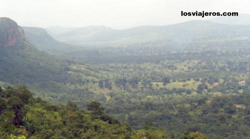 Belvedere of Koussou-Kounagou - Boukoumbe - Benin Belvedere de Koussou-Kounagou - Boukoumbe - Benin