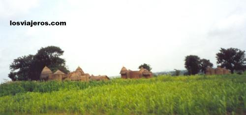 Tata Somba - Betamaribe tribe - Boukoumbe - Benin Tata Somba - Tribu Betamaribe - Boukoumbe - Benin