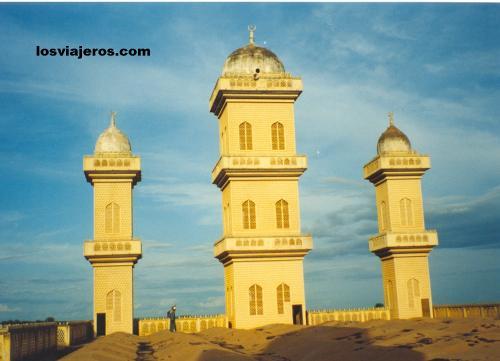 Grand Mosquee - Korhogo - Costa de Marfil / Ivory Coast / Cote d'Ivoire Gran Mezquita - Korhogo - Costa de Marfil