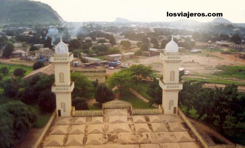 Landscape of Korhogo - Ivory Coast / Cote d'Ivoire Paisajes de Korhogo - Costa de Marfil