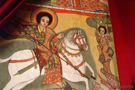 Tana Lake Monasteries - Ethiopia Monasterios del Lago Tana - Etiopia
