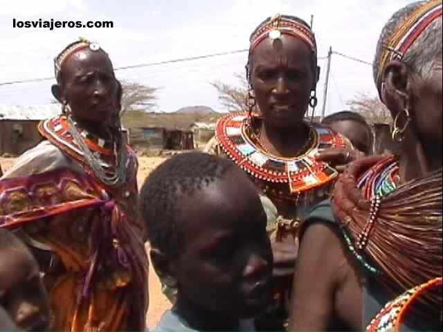 Rendiles - Kenya Rendiles - Kenia
