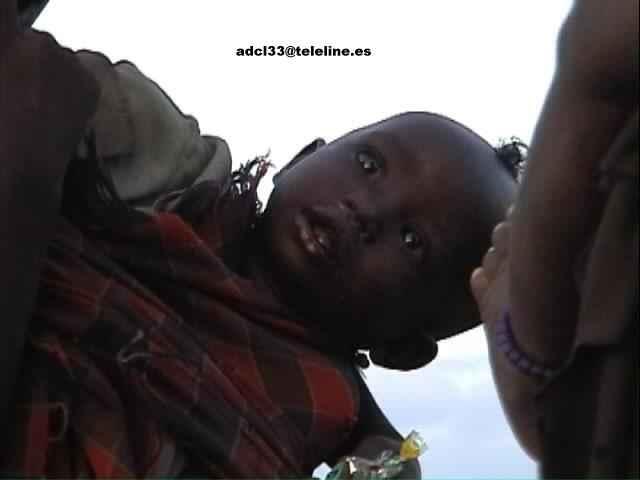 Turkana Babe - Kenya Turkana Babe - Kenia