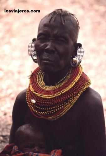 Elmolo - Kenya Elmolo - Kenia