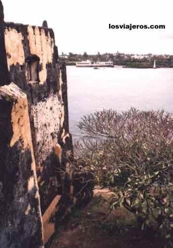 Fort Jesus -Mombasa - Kenya Fort Jesus -Mobasa - Kenia