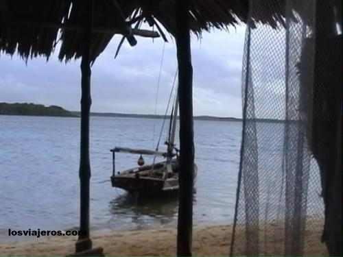 Kiwaju Island - Kenya Isla de Kiwaju - Kenia