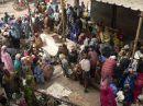 Ir a Foto: Mercado de Mopti  Go to Photo: Mopti