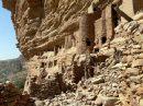 Ir a Foto: Falla de Bandiagara - Sangha  Go to Photo: Bandiagara Escarpment - Sangha