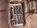 Dogon Door - Bandiagara Escarpment