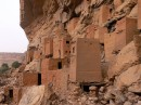 Go to big photo: Barns in Bandiagara Escarpment -Mali- Telly