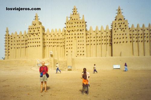 Gran Mezquita de Djene - Mali Great Mosquee of Djene - Mali