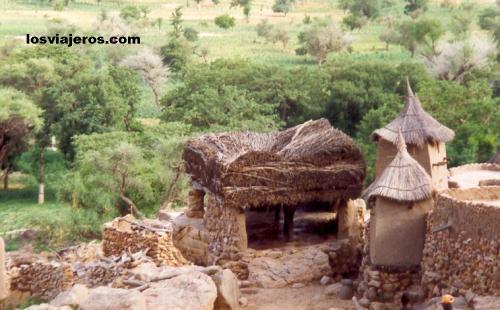 Toguna - Pais Dogon - Mali