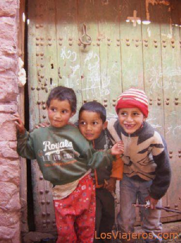 Smiling - Morocco Sonrisas - Marruecos