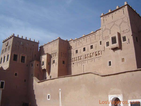 Kasbah - Ouarzazate - Marruecos Kasbah - Ouarzazate - Morocco