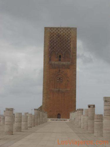 Rabat - Morocco Torre de Hassan - Rabat - Marruecos