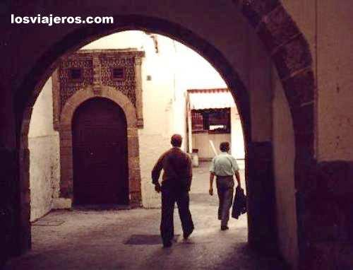 Medina de Casablanca - Morocco Medina de Casablanca - Marruecos