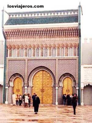 Palacio Real - Fez - Morocco Palacio Real - Fez - Marruecos