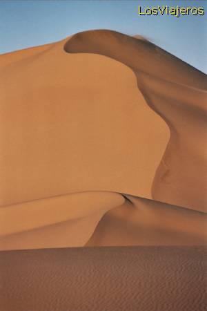 Dune - Sahara Desert - Niger Duna - Desierto del Sahara - Niger