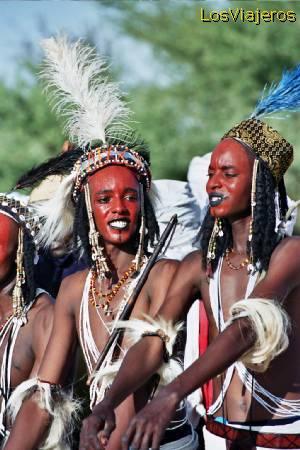 Tribu Bororo o Woodabe - Niger