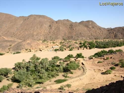 Oasis - Niger. Oasis - Niger