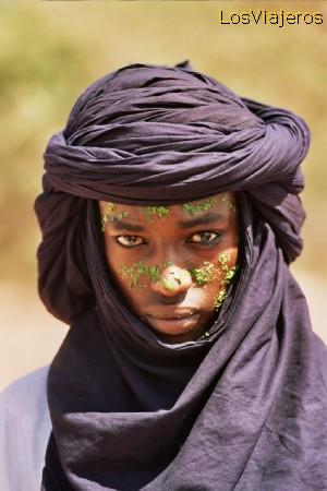 Tuareg - Niger Tuareg or Touareg -Niger