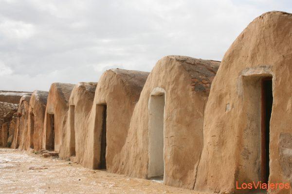 Gorfas - Tunisia Gorfas - Tunez