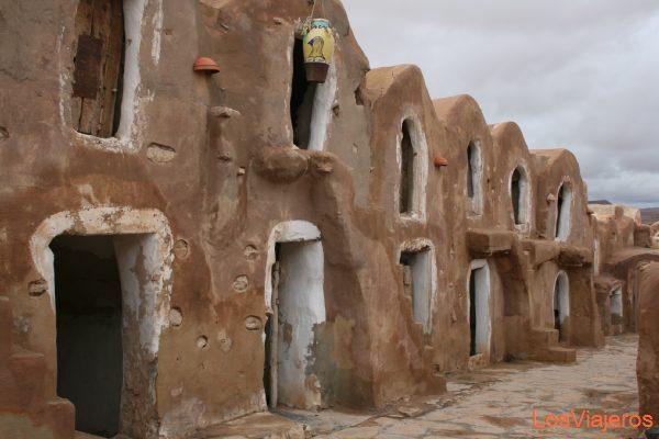 Star Wars - Tunisia Ksar Haddada - Tunez