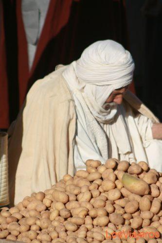 Buying - Tunisia Zoco de Sened - Tunez