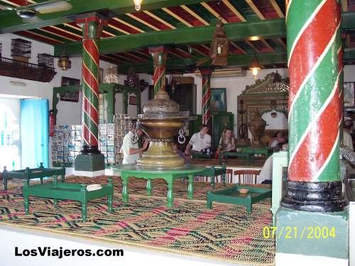 Cofee - Sidi Bou Said - Tunisia Cafe - Sidi Bou Said - Tunez