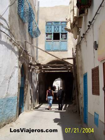 Calles de la capital - Tunez Streets of the capital - Tunis - Tunisia