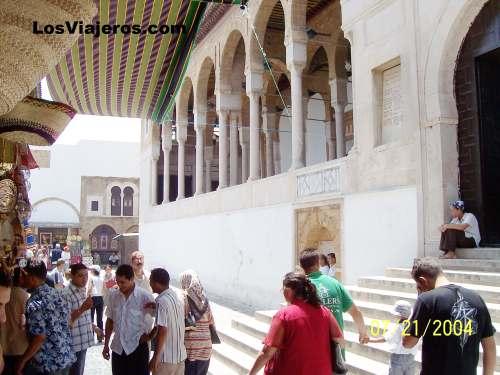 Old Market of Tunis - Tunisia Zoco de la capital - Tunez