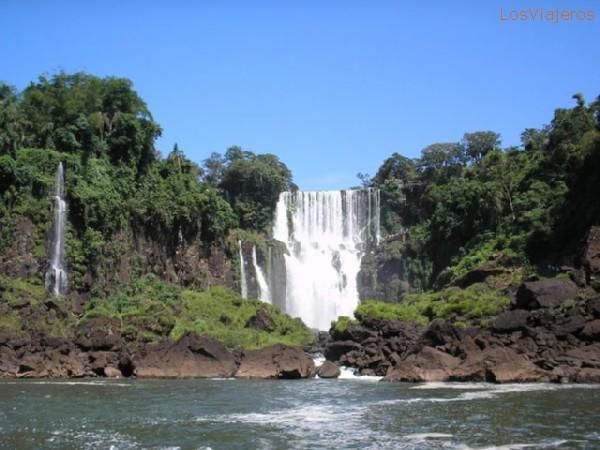 Iguazu Waterfalls - Misiones - Argentina Cataratas de Iguazu - Misiones - Argentina