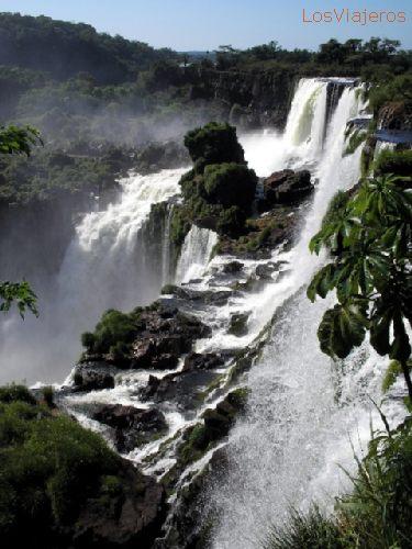 Iguazu Waterfalls - Misiones - Argentina Cataratas del Iguazú - Misiones - Argentina