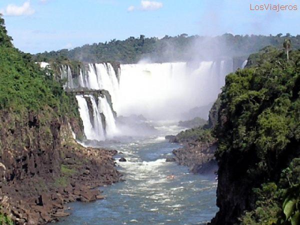 Iguazu Waterfalls - Misiones - Argentina Cataratas del Iguazu - Misiones - Argentina